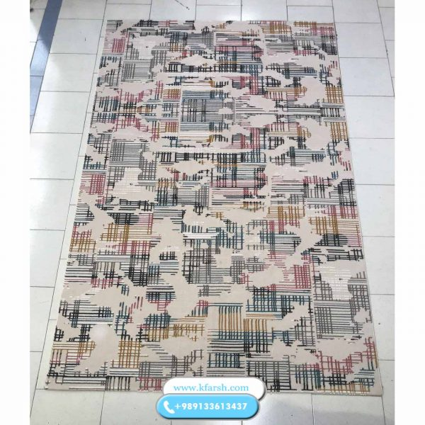 فرش ماشینی فانتزی ارزان