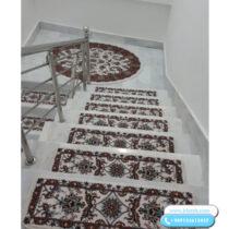 فرش پله