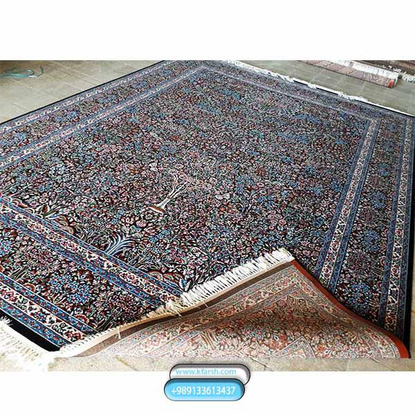فرش 500 شانه کرمان