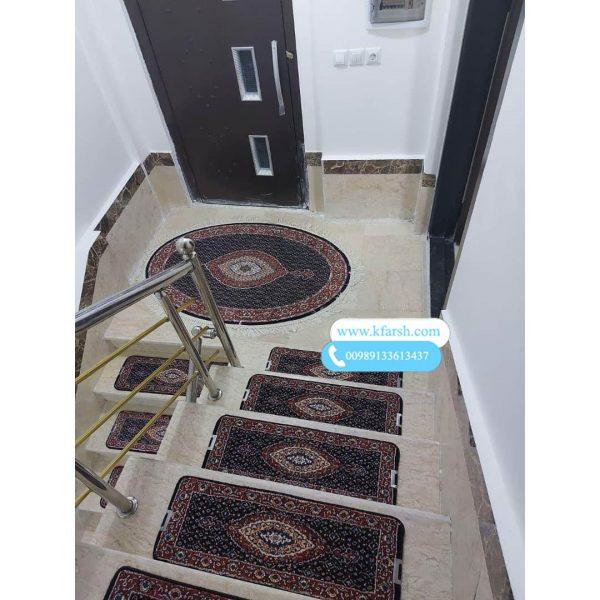 فرش پله دوبلکس